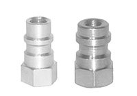 R134a Service Port Screw-on Adapter Kits for Retrofit (Steel) (6550)